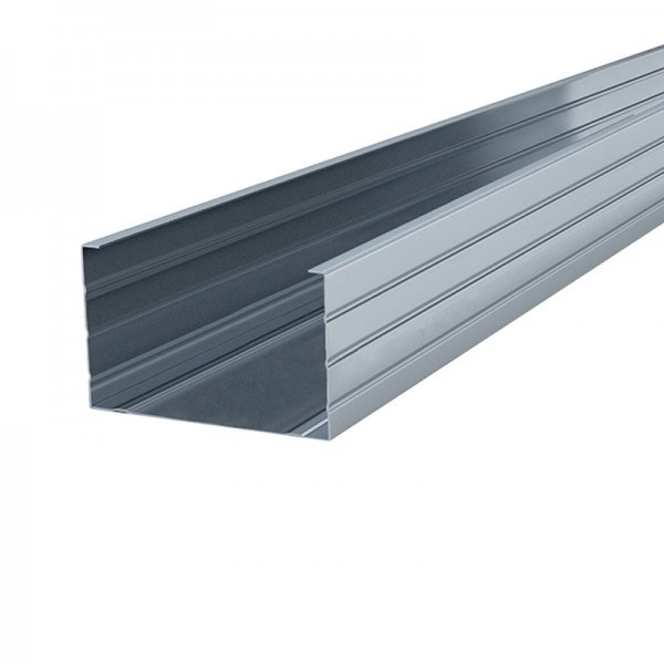 Профиль стоечный, 75 х 50 х 0.6 мм / 4 м
