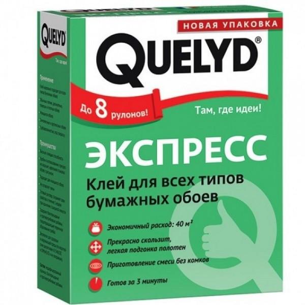 Клей обойный Quelyd Экспресс  0.25 л